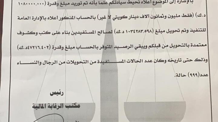 شهاده من وزارة العدل  بالمبلغ المدفوع